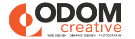 Odom Creative Dev Site